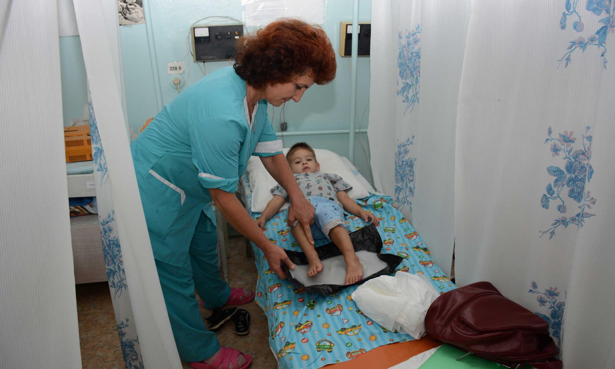 Кольчугинская участковая больница